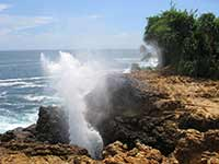 Sri Lanka - Blow Hole