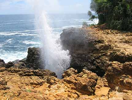 Sri Lanka | Blow Hole